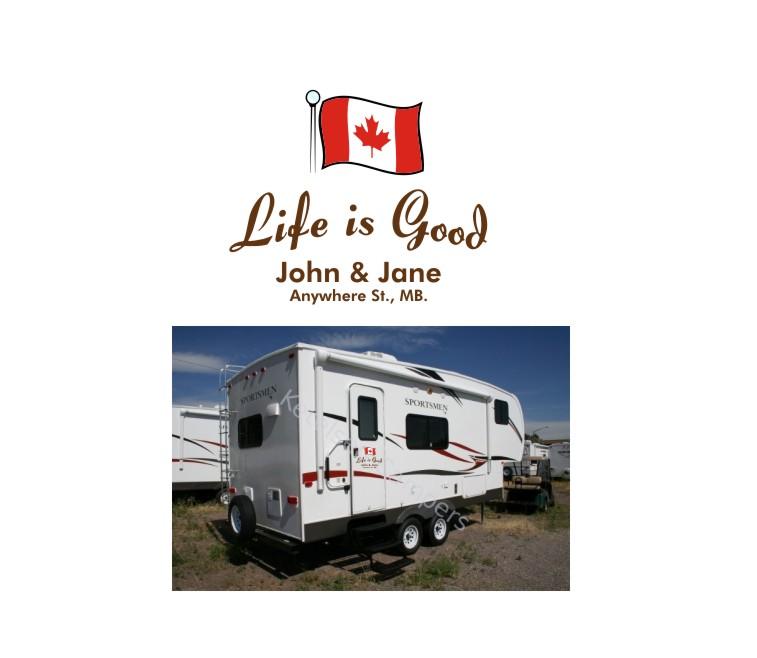 custom camper