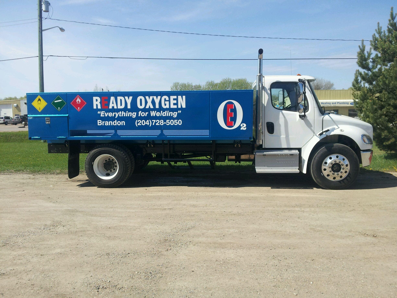 ready oxygen