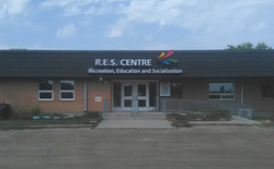 RES Centre channel sign