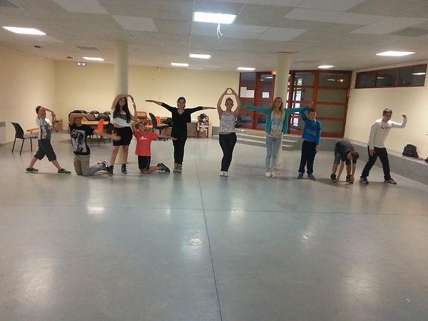 Cours de theatre COUSIN Productions