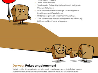 Was ist packmate?