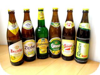 啤酒加柠檬苏打水