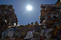 Albuquerque Recycling Center, NM