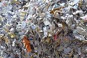 Paper recycling center, Albuquerque, NM