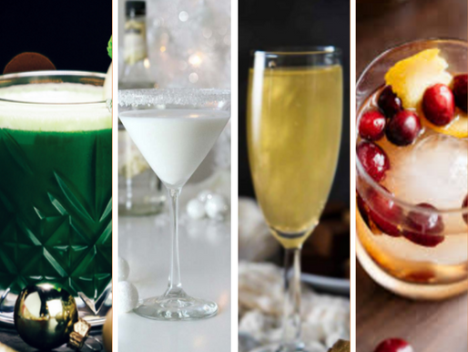 5 Epic Holiday Cocktails of 2020