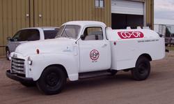 1950 Fuel Truck Restoration