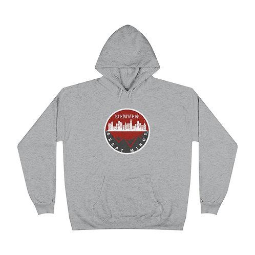DGM Unisex EcoSmart® Pullover Hoodie Sweatshirt