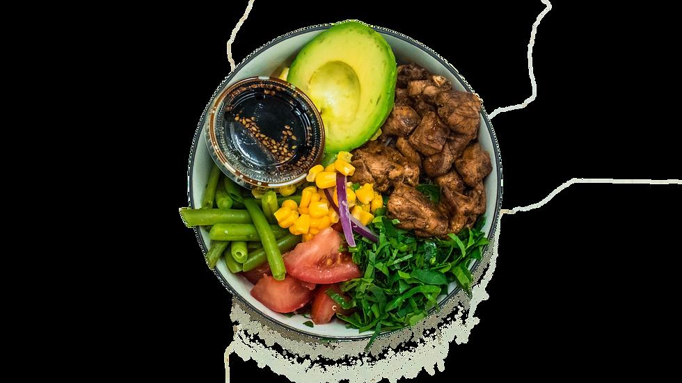 Healthy Bowl - Pollo