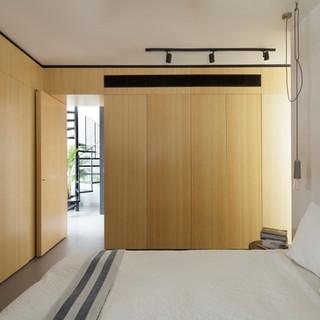 Chambre minimaliste