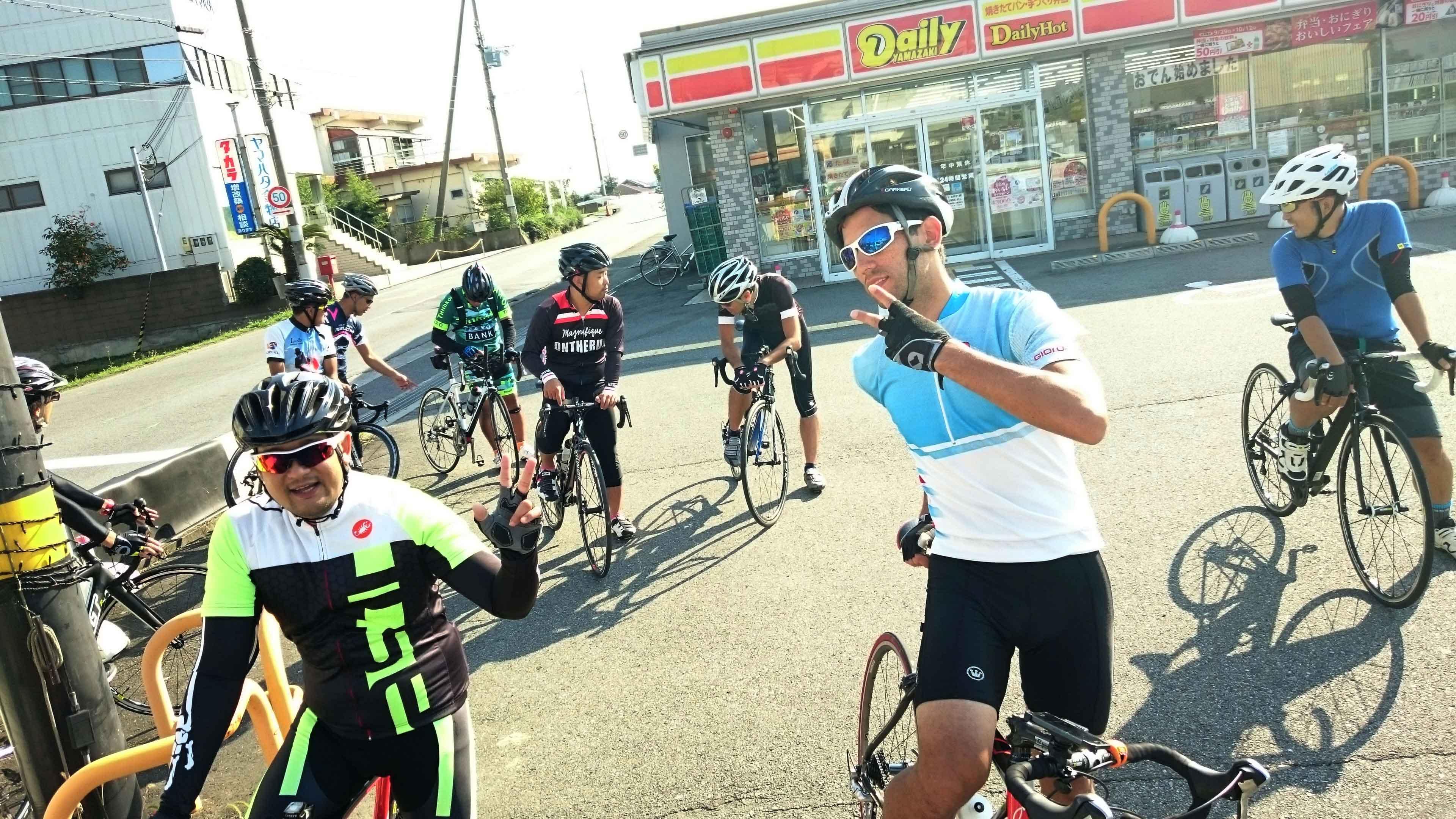 ロードバイク 明石 神戸 走行会