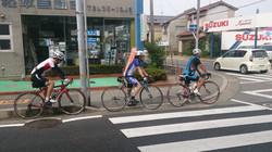 グループライド ロードバイク 自転車