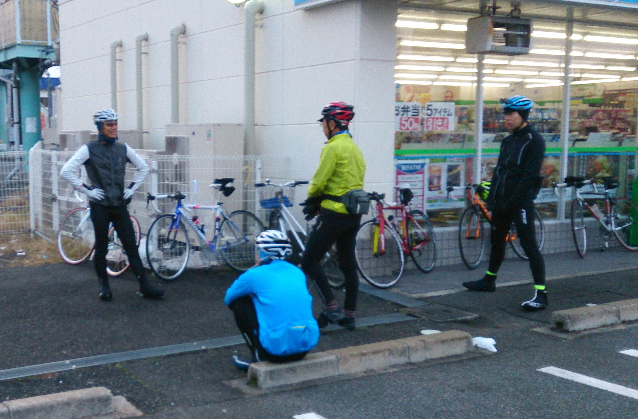 三木 ロードバイク 走行会