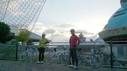 神戸 中央区 ロードバイク グループライド