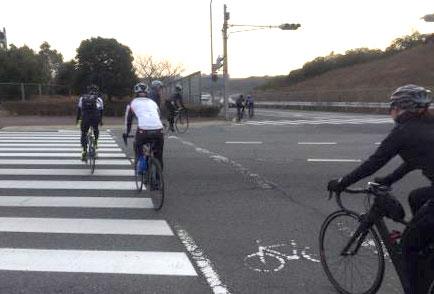 神戸市西区 西神 サイクリング