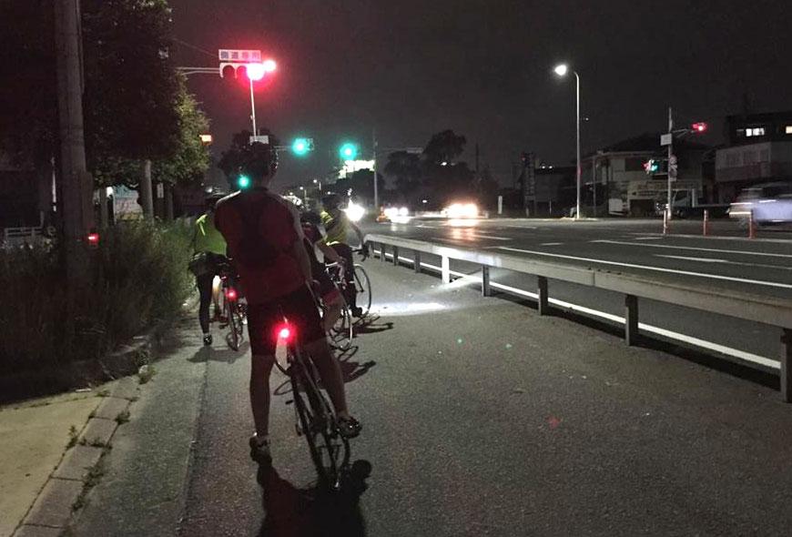 トライアスロンバイク練習会