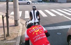 グループライド ロードバイク ツーリング