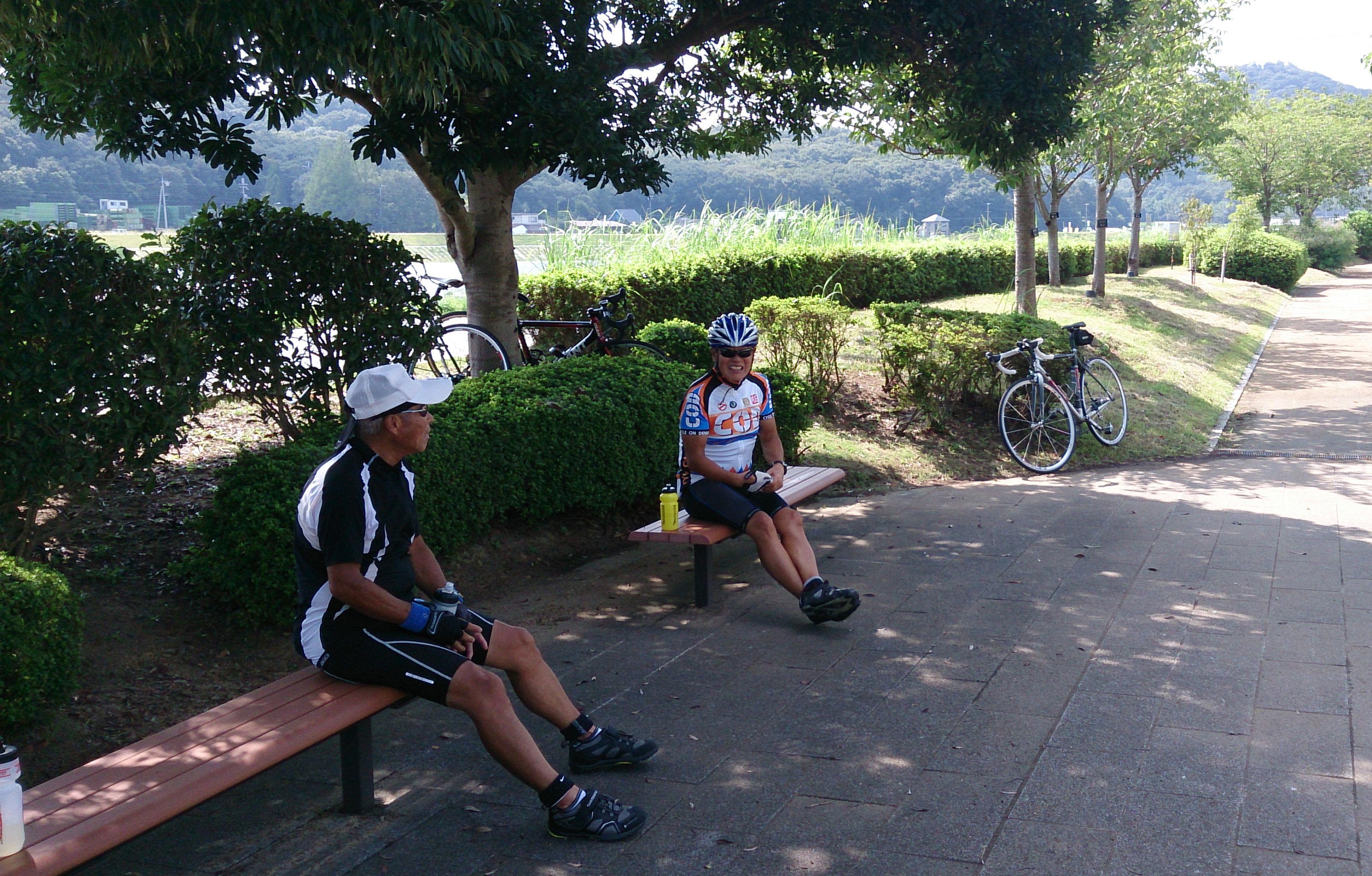 三木 ロードバイク グループライド