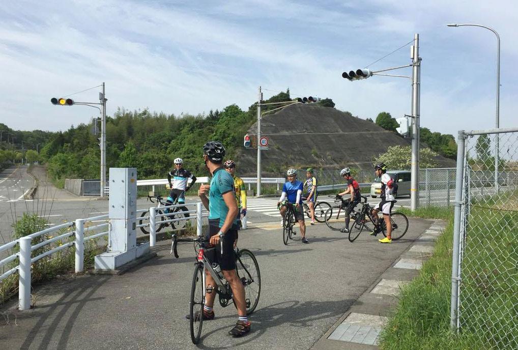 西神中央自転車ロードバイク サイクリング