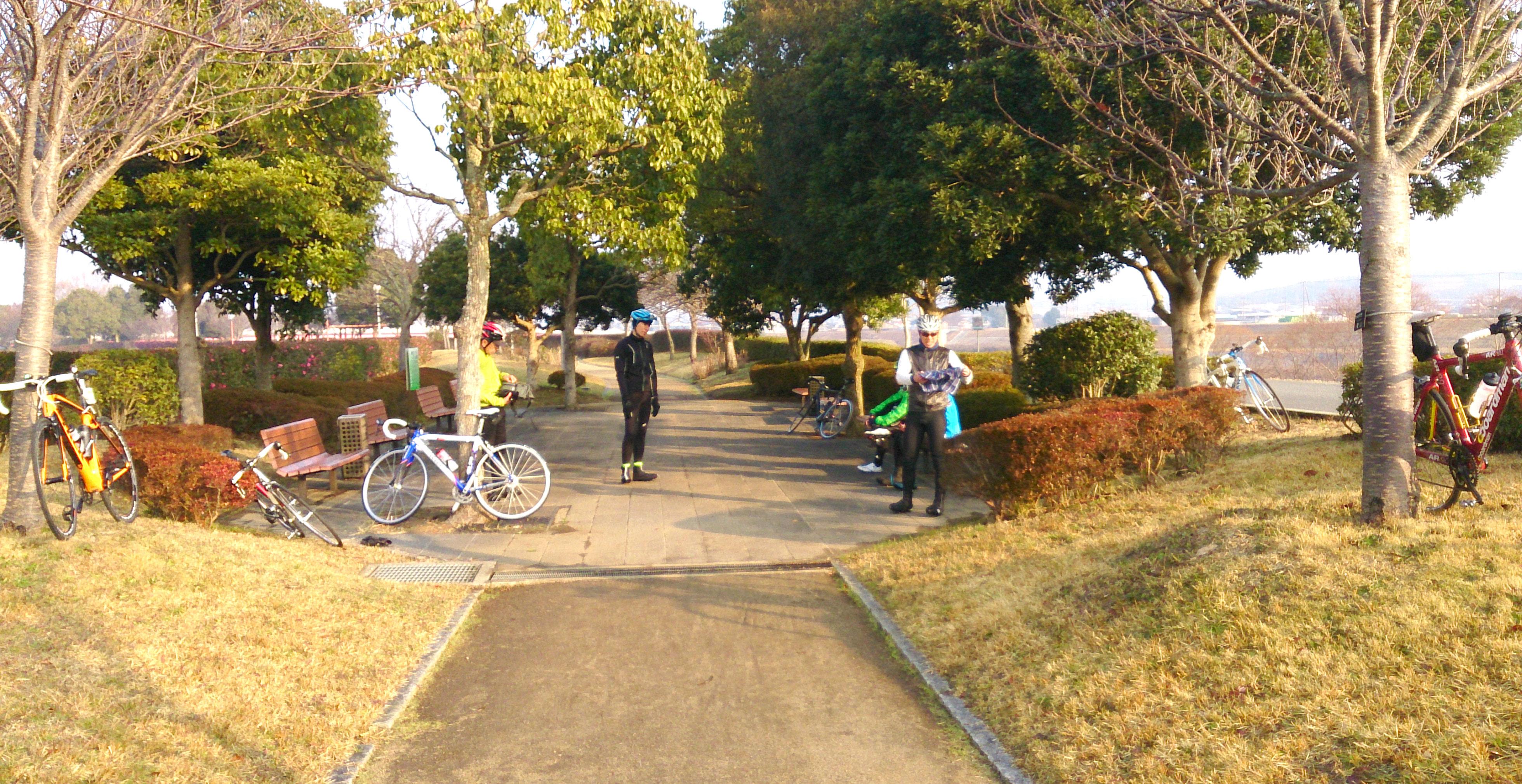 小野 ロードバイク 走行会