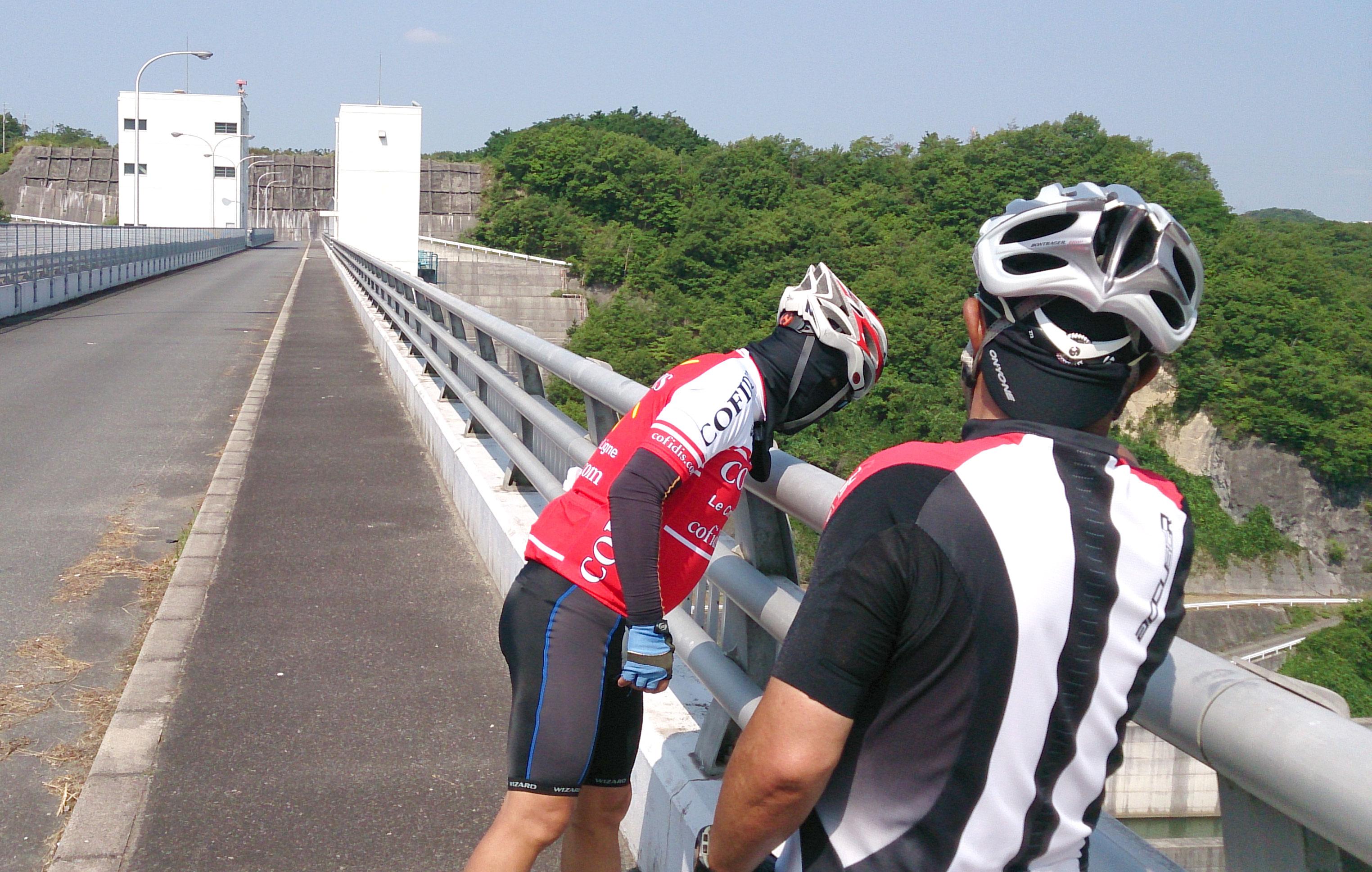 つくはら湖 ロードバイク 神戸