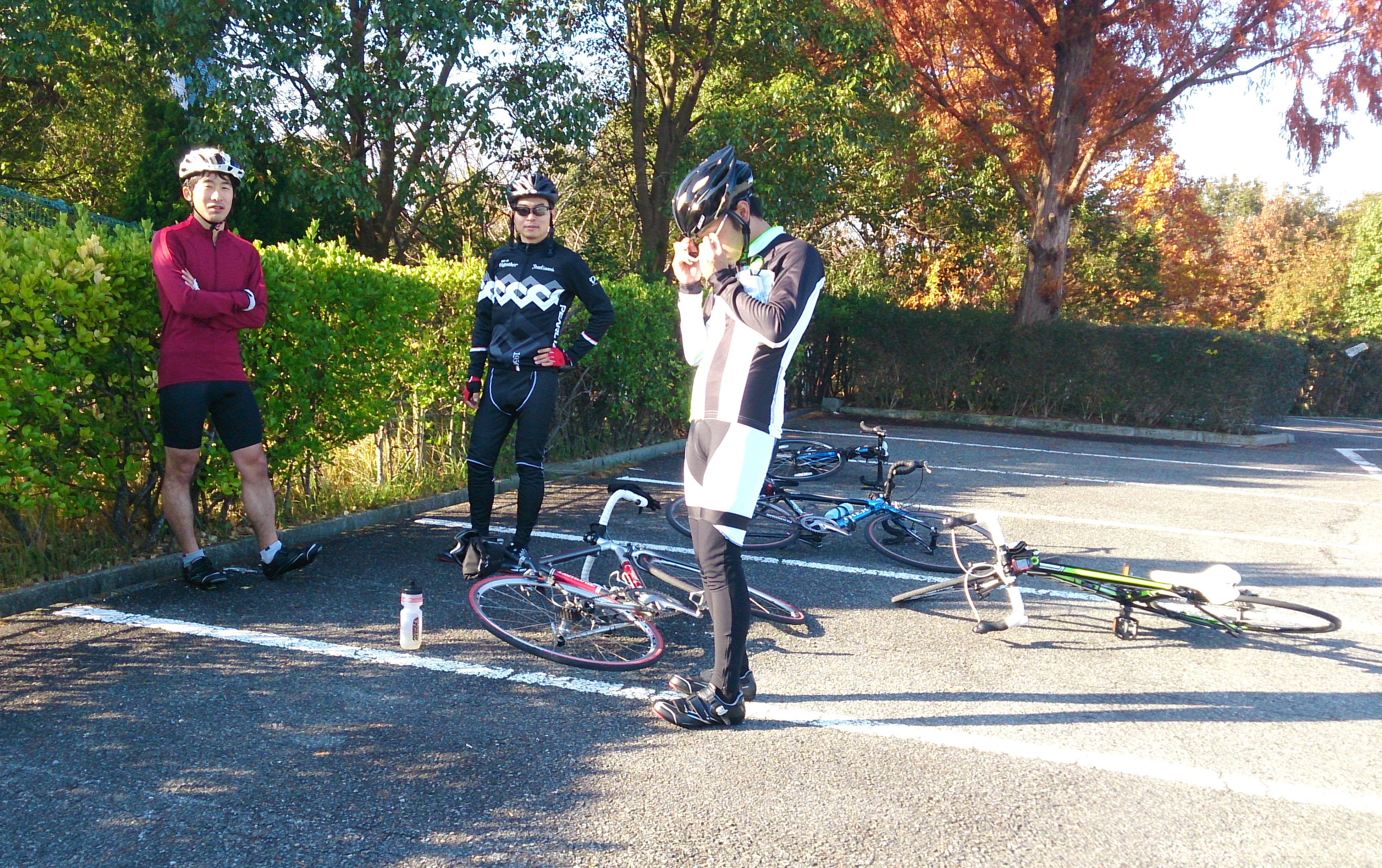 明石大久保 ロードバイク ツーリング
