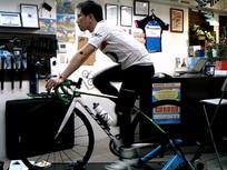 ロードバイクフィッティング