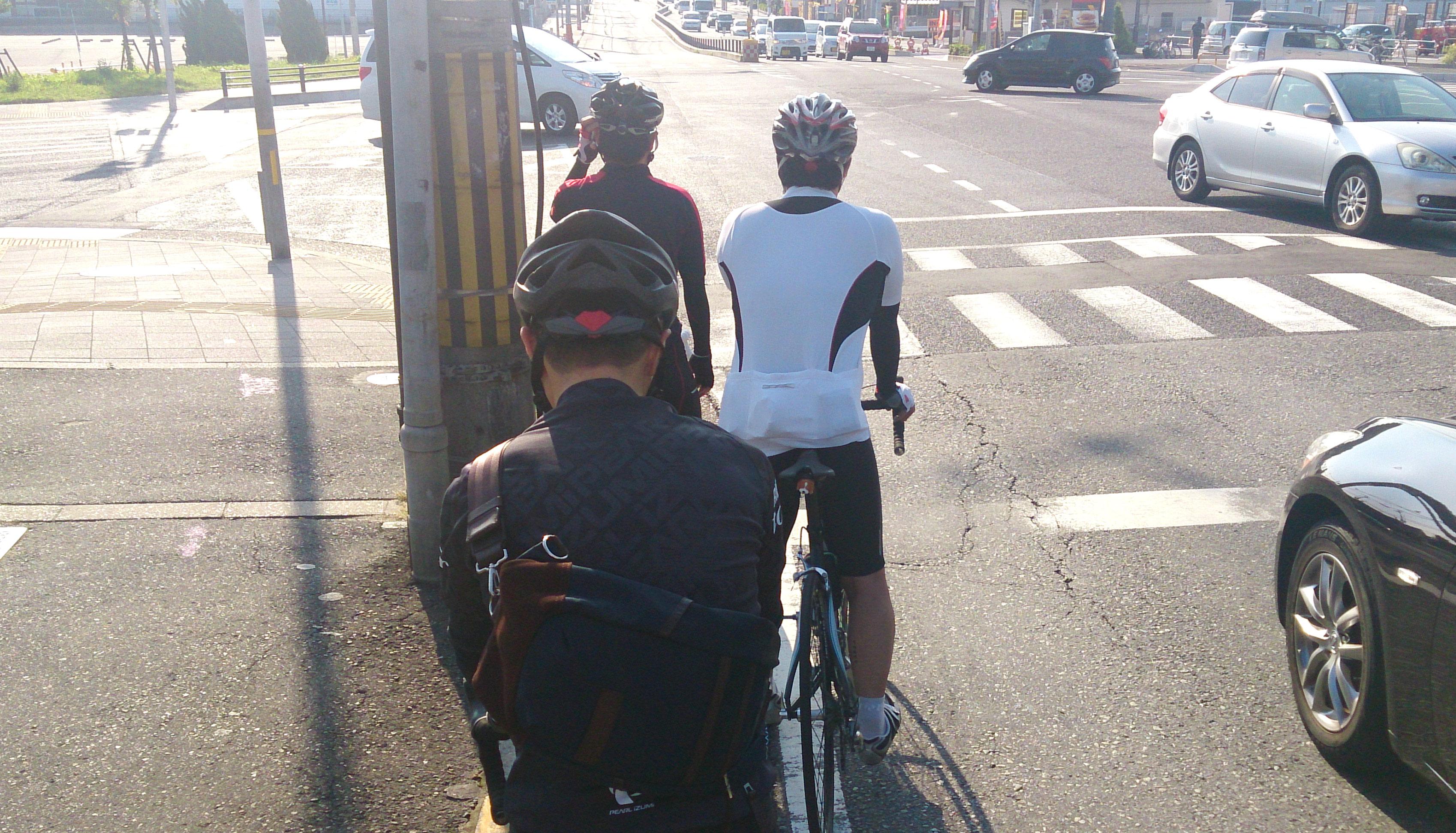 国道二号線 ロードバイク 明石