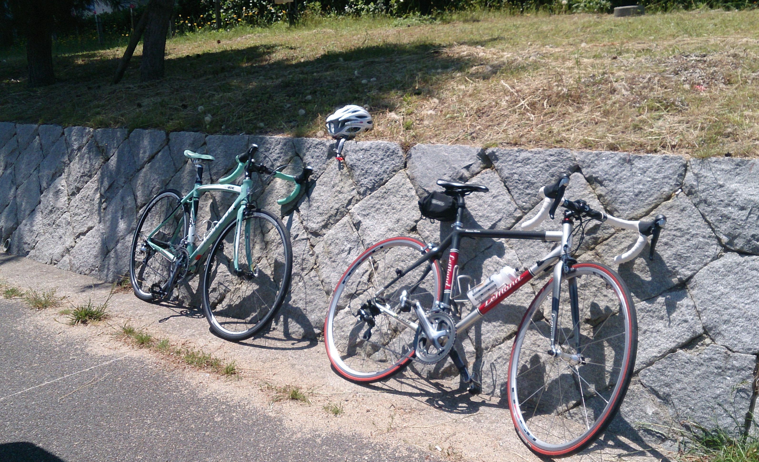 淡路 ツーリング ロードバイク