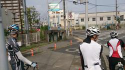 グループライド 明石 ロードバイク