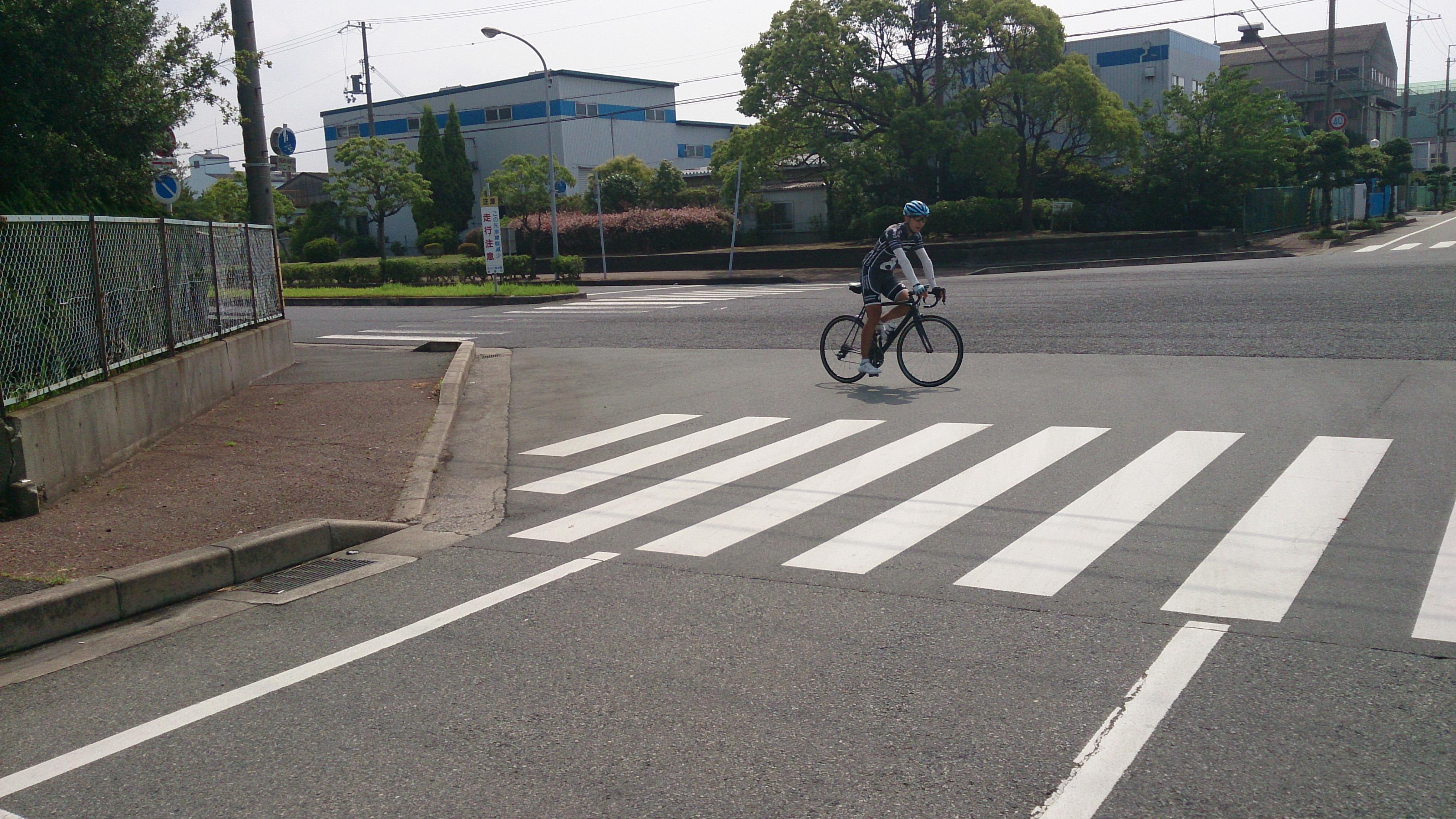二見 ロードバイク 自転車