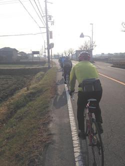 加古川 ロードバイク グループライド