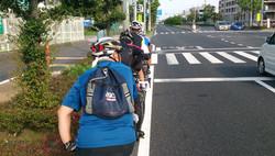 走行会 ロードバイク 明石