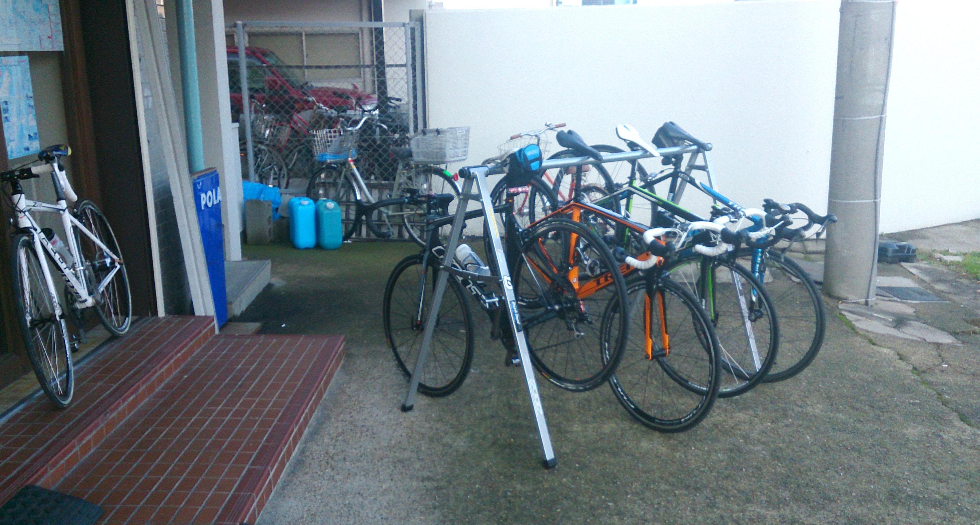ロードバイク 明石 グループライド