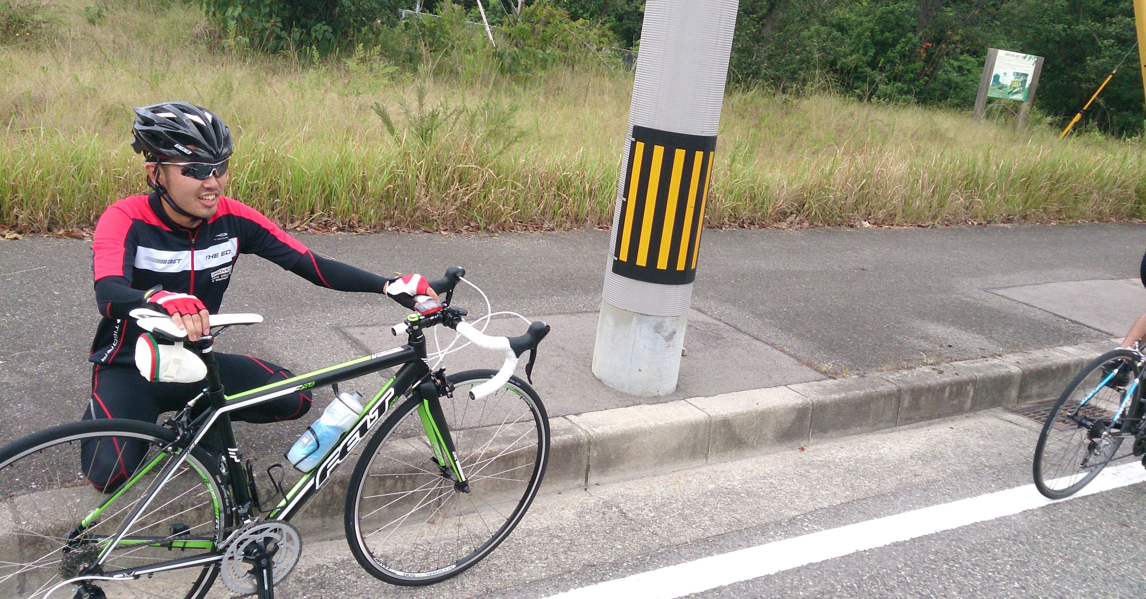 須磨 ロードバイク 走行会
