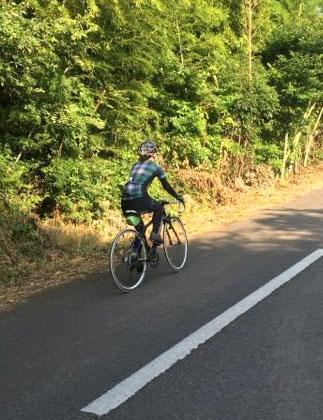ロードバイク サイクリング