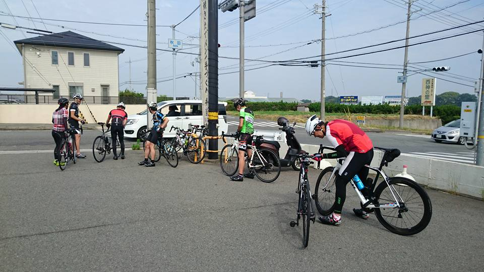 明石 ロードバイク