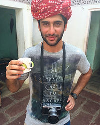 Malek Nass Bahraini photographer on a sh