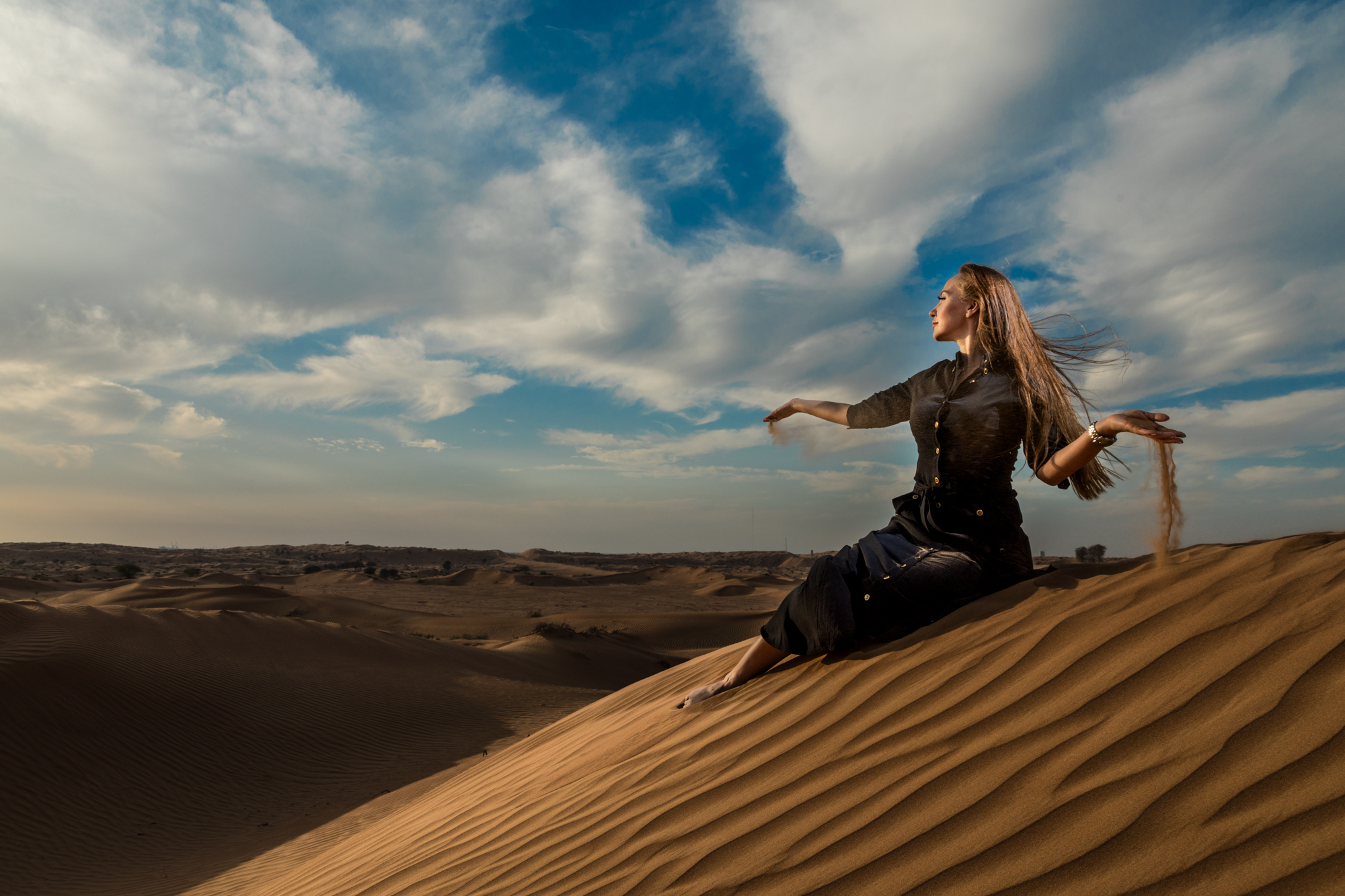 Natalia's Desert Shoot February 18, 2019