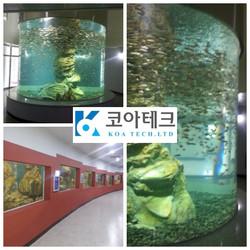 Rare fish species protect facility