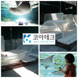 Busan sea life aquarium Stingray