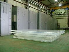 Acrylic block stocks