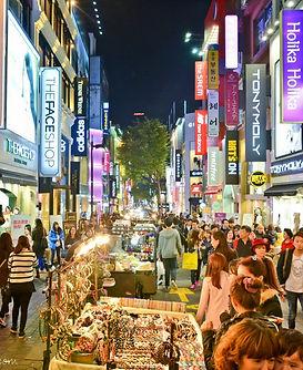 57 Myeongdong market Myeongdong Market,