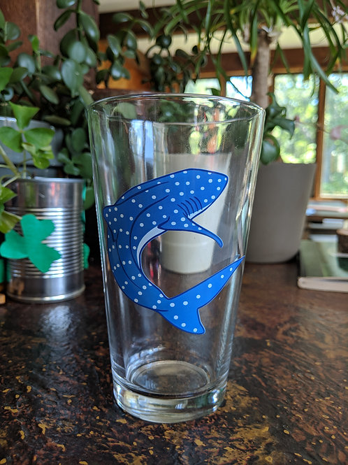DWH Pint Glass