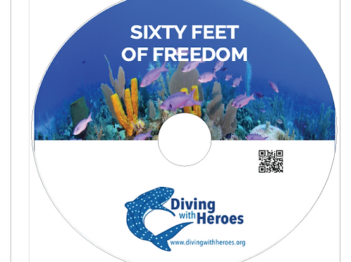 """Sixty Feet of Freedom"" DVD"