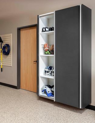 Granite Sliding Door Open-Sedona Floor-A