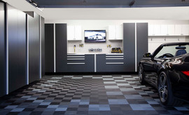 Basalt Cabinets Straight with Car Oct 20