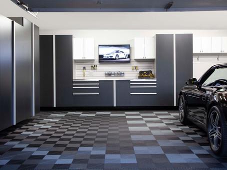 Garage Cabinet Color Options - NEW!