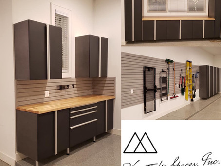 Garage Cabinets to Last