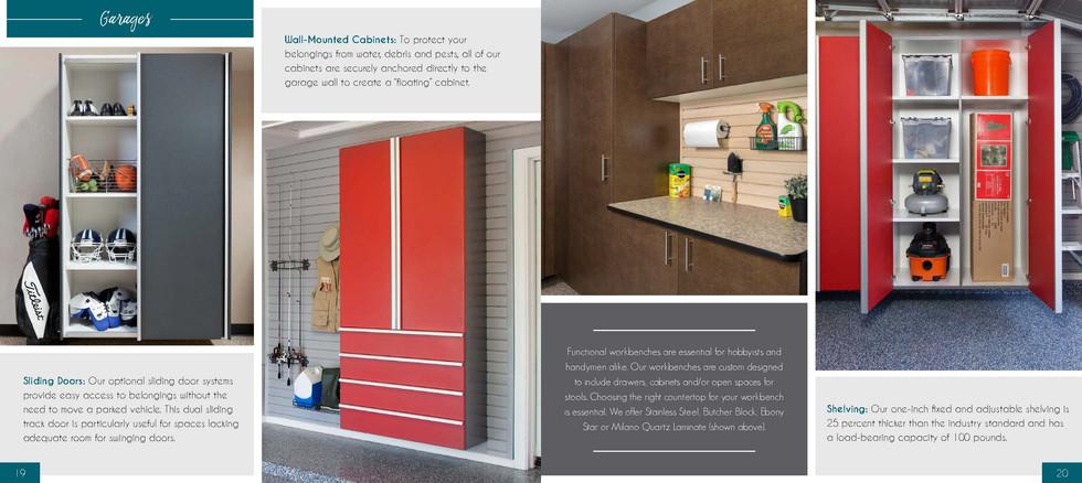 Garage Design & Organization