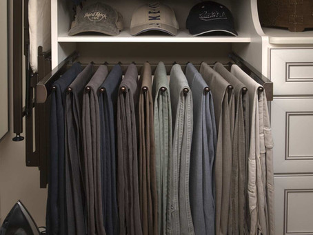 Closet Accessories, Organize, and Simplify!
